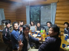 ⑤夕食交流 (47)