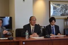 在NY日本国総領事館 (1)